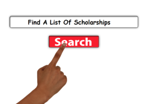 Find A List Of Scholarships Online